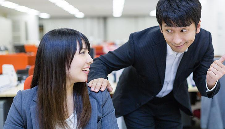「職場や学校では輝いて見える」寂しくて彼女がほしいときは同僚やクラスメートとの恋を狙う